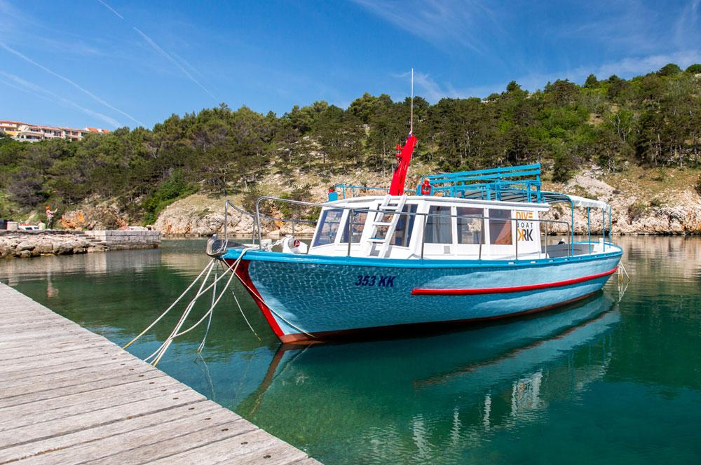 Einzelausfahrten und Wracktauchgänge mit Tauchboot MIKI 1